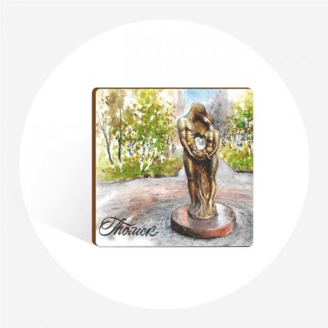 Магнит Скульптура Семейные узы.jpg