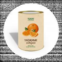 Иван-чай с цедрой апельсина, в тубусе