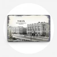 """Библиотека Императорского университета"" 200х300 мм"