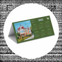 """Календарь 2022 настольный-призма """"Дом с жар-птицами"""""""