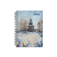 "Блокнот ""Башня томского кремля"""